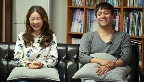 韓国俳優チェデチョルと妻