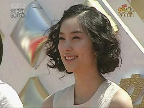 韓国女優ファンソニの大学生時代