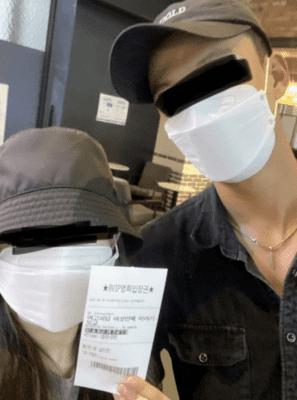韓国俳優キムミングィの元カノの暴露