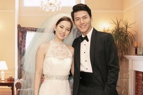 韓国俳優ソンジェヒ結婚写真