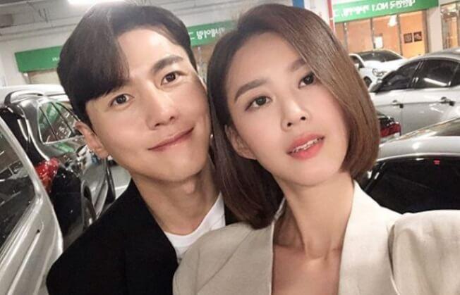 韓国俳優ソンジェヒ夫婦妻チソヨン