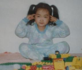 韓国女優イユミの子供の頃の画像整形疑惑