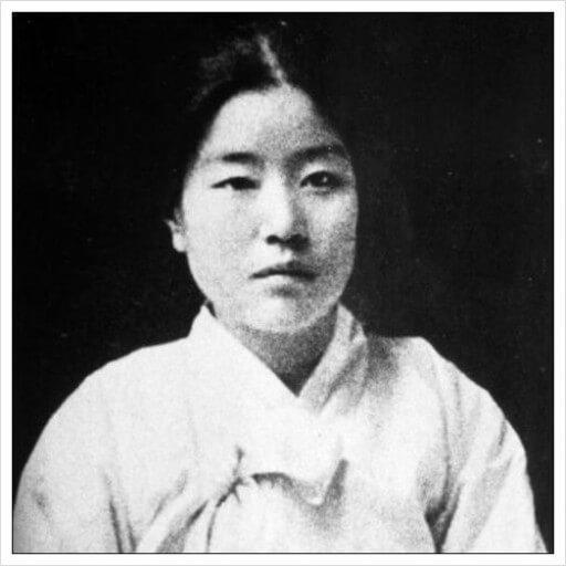 韓国女優ナムニの親戚女性運動家ナヘソク