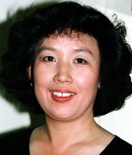 韓国女優ナムニの若い頃