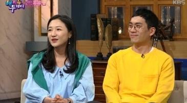 アンチャンファン韓国俳優と妻