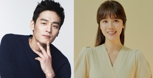 韓国女優シンゴウンとユンジョンファ結婚
