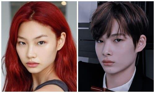 韓国女優でモデルのチョンホヨンはニキに似てる