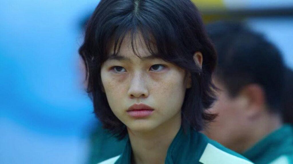 韓国ドラマイカゲームのセビョク役チョンホヨン