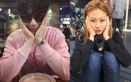 韓国女優でモデルのチョンホヨンは彼氏がイドンフィ